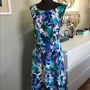 18W Pastel Dress